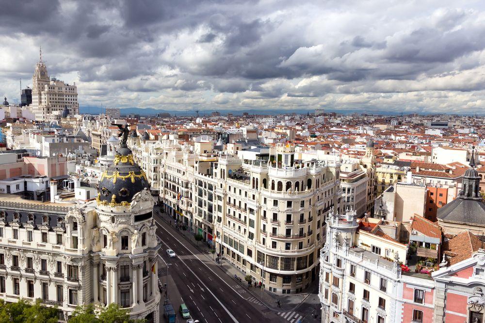 Жители Мадрида тратят более 60% зарплаты на аренду жилья