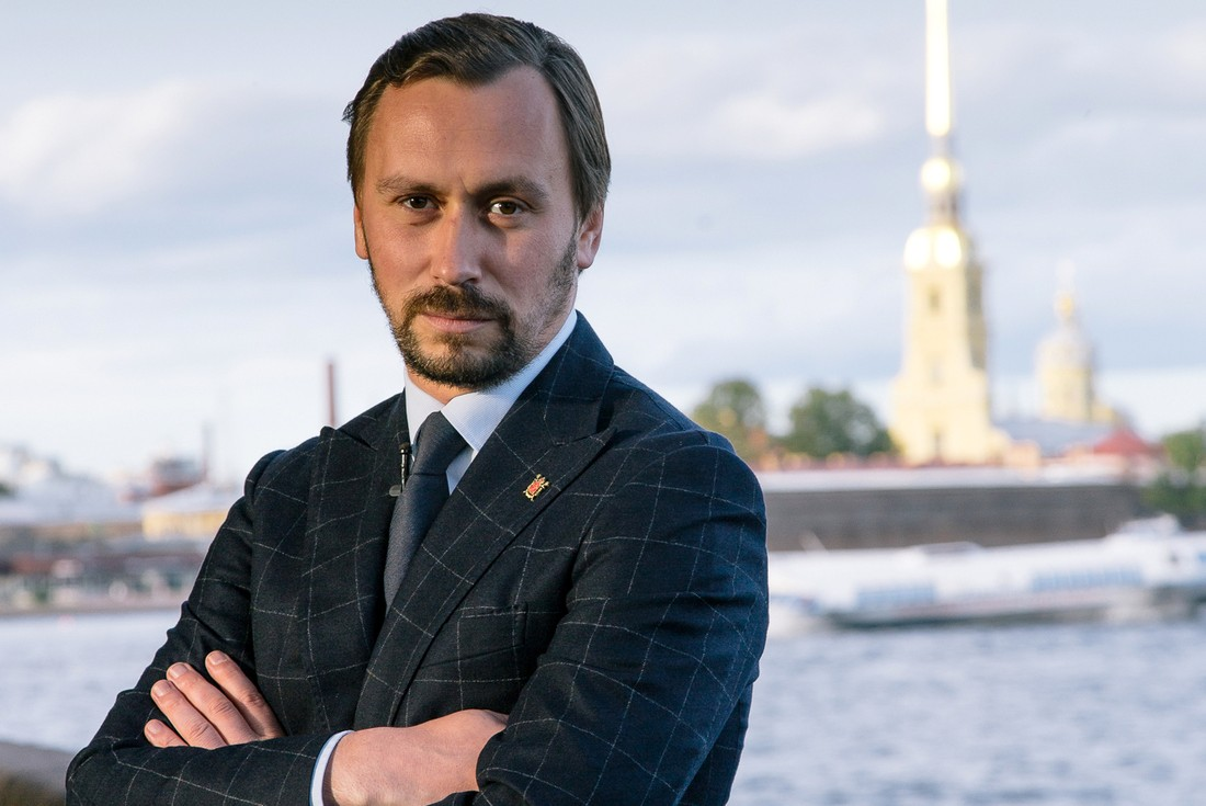 Глава Питерского Комитета по развитию туризма снят с поста без объяснения причин