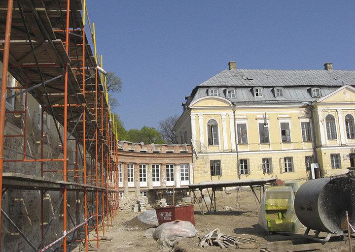 В обновленном дворце в Святске появится спа-центр, пивоварня и музей