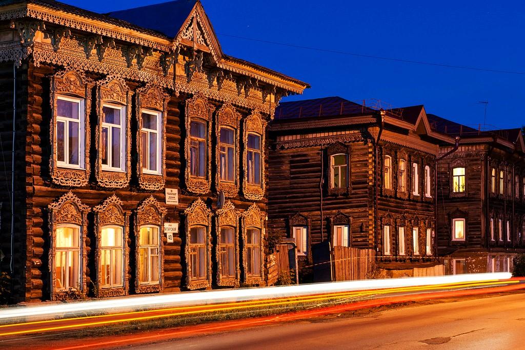 В Томской области насчитали 700 тыс. туристов