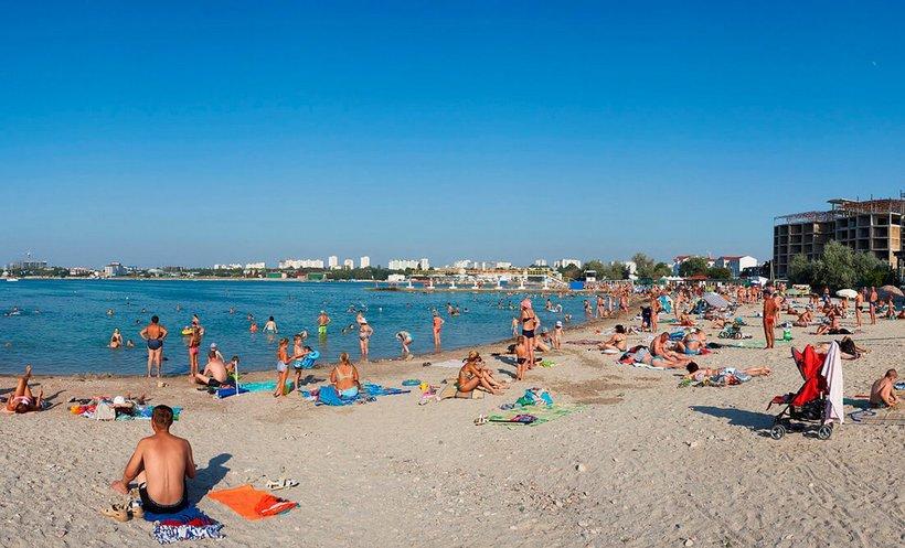 Матвиенко: пляжи Севастополя находятся в безобразном состоянии