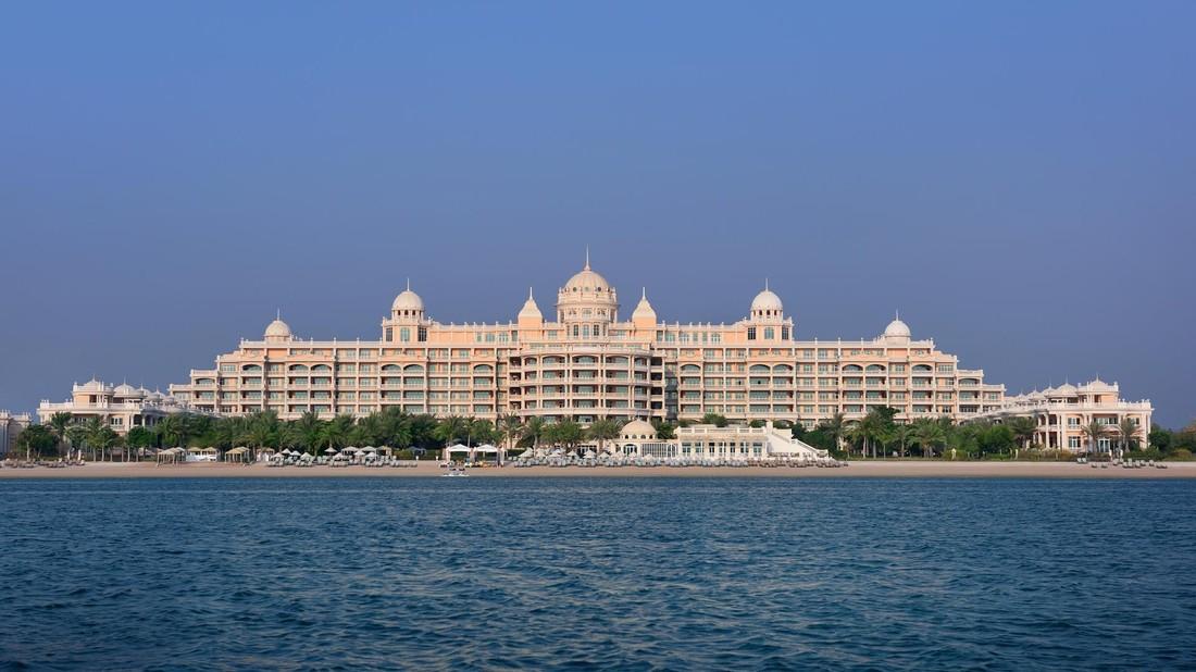 Kempinski Hotels представляют новый курорт Emerald Palace Kempinski Dubai