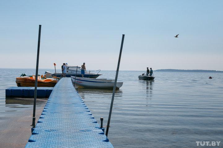 Озеро Нарочь вошло в тройку самых популярных летних курортов в СНГ у россиян