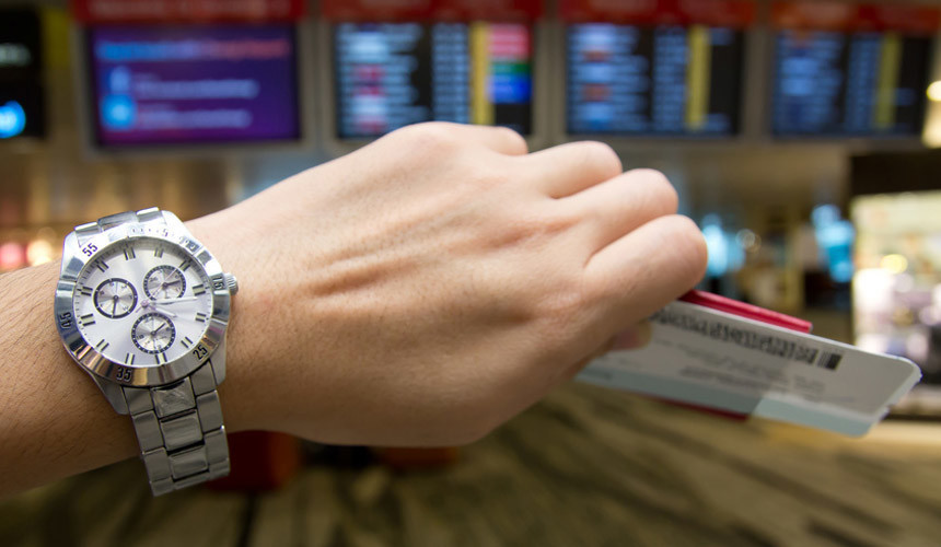 В Join UP! готовы компенсировать туристам ожидание вылета