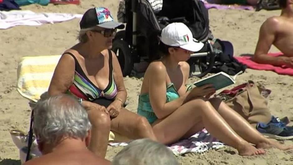В 17 провинциях Испании объявлена желтая тревога из-за жары