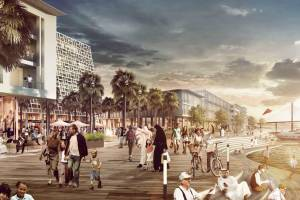 В Абу-Даби открылась новая достопримечательность для фанатов спорта