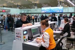 В Пулково запущены стойки мультирегистрации на всей рейсы