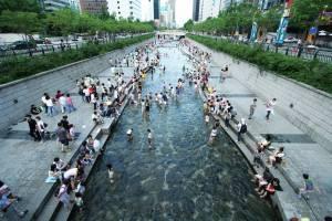 Корейцы предлагают снять стресс и помериться струями