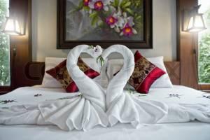 Туристам в отелях важнее всего чистая постель