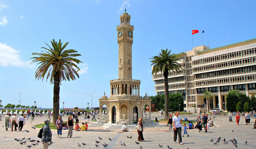 Чартеры в Измир дополнят регулярными рейсами