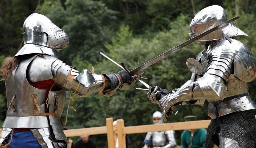 На Ивано-Франковщине туристы смогут почувствовать себя «в шкуре» рыцарей