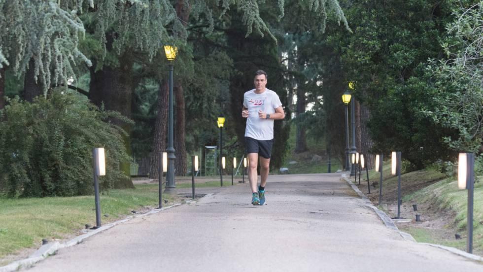 Педро Санчес любит спорт и отдает предпочтение бегу