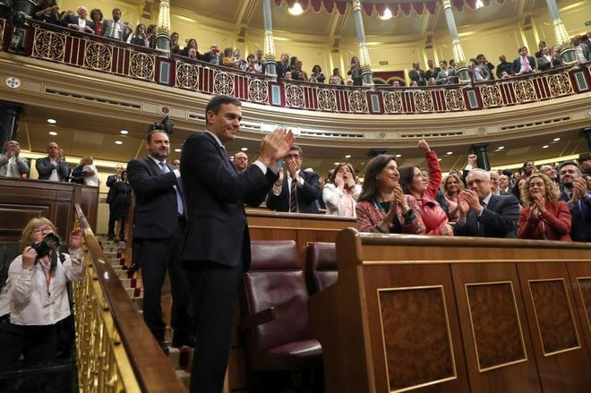 Педро Санчес – новый глава правительства Испании