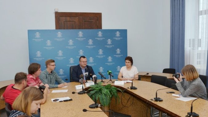 Черновцы представили геопортал