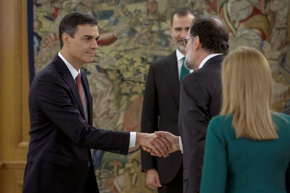 Педро Санчес вступил в должность премьер-министра Испании