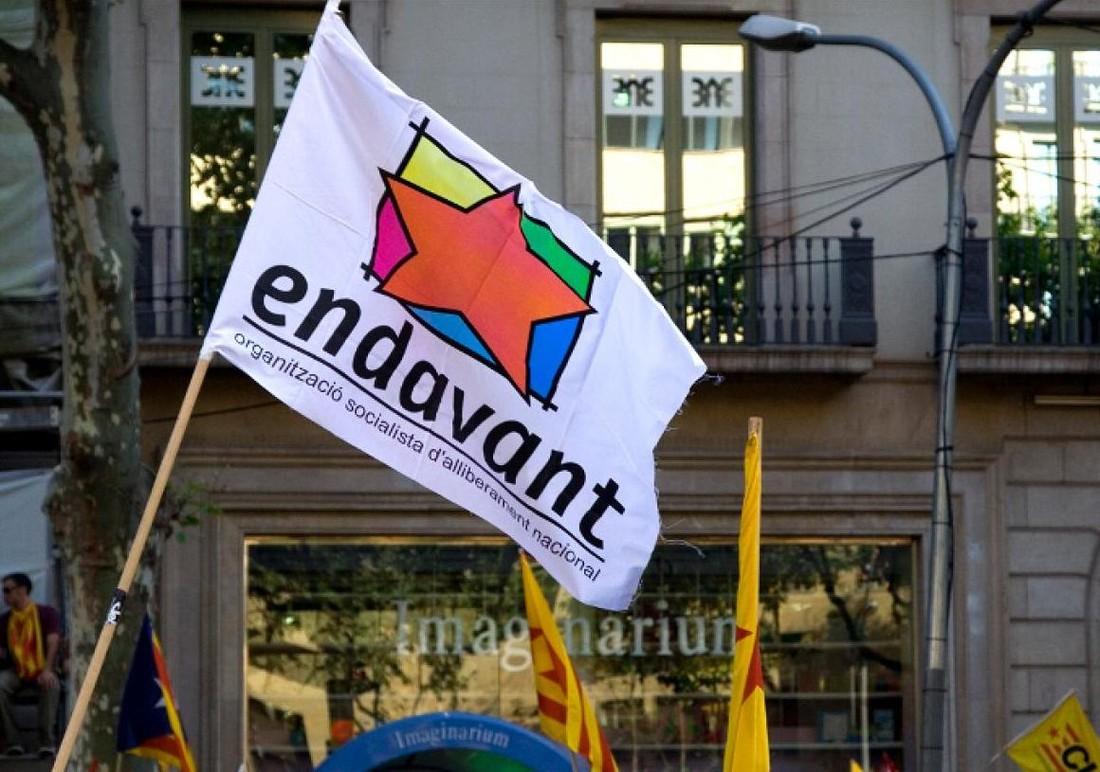 Радикалы из Барселоны борются с туристами хулиганскими методами