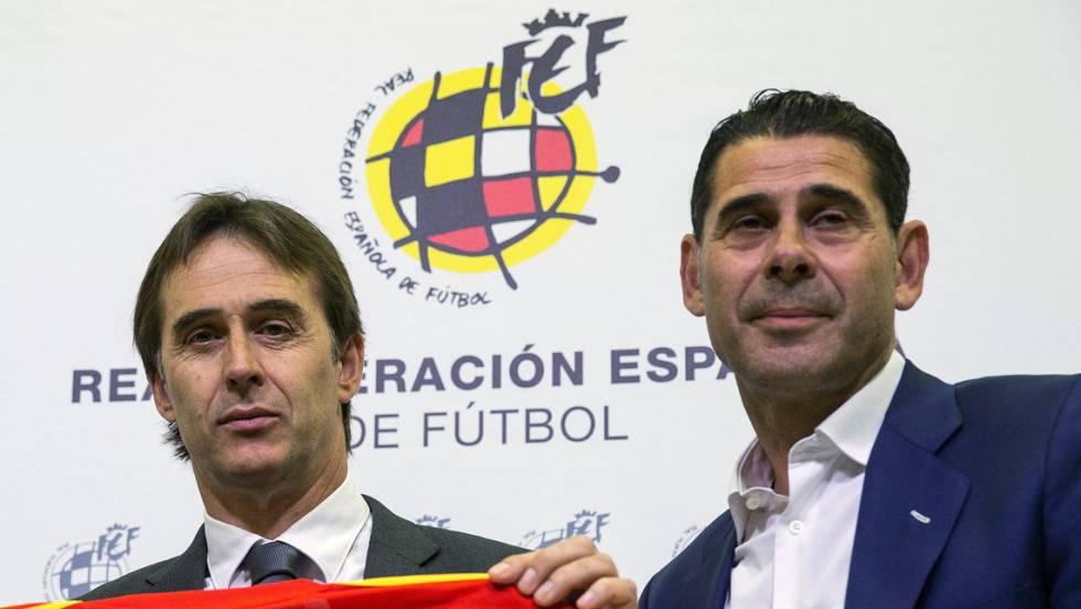 Главным тренером испанской сборной на ЧМ-2018 назначен Фернандо Йерро