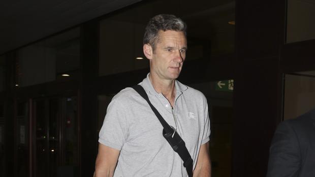 Зять короля Испании заключен в тюрьму «Бриева»