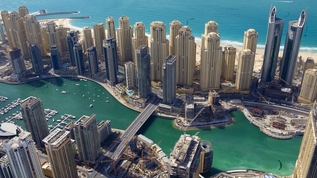 Дубай принял 4.7 млн туристов, Россия заняла четвертое место