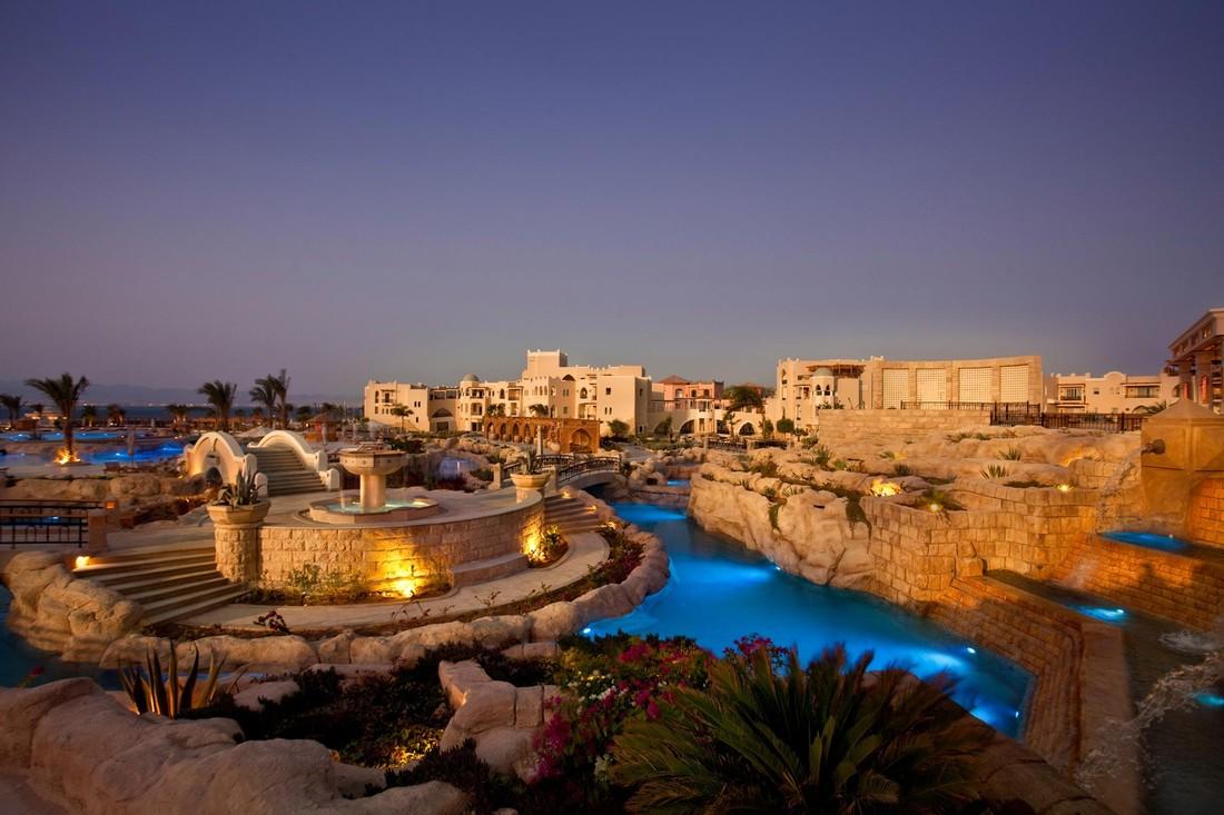 Рейтинг стран Африки по уровню отелей: ЮАР, Египет, Марокко, Тунис...