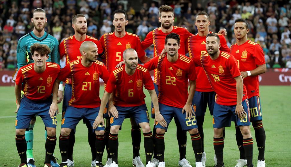 В Барселоне будут проводиться прямые трансляции матчей ЧМ-2018 на огромном экране