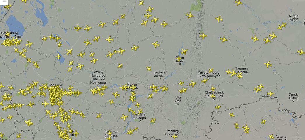 Эксперты: курс на развитие в России региональных авиа хабов окажется выгоден для туризма