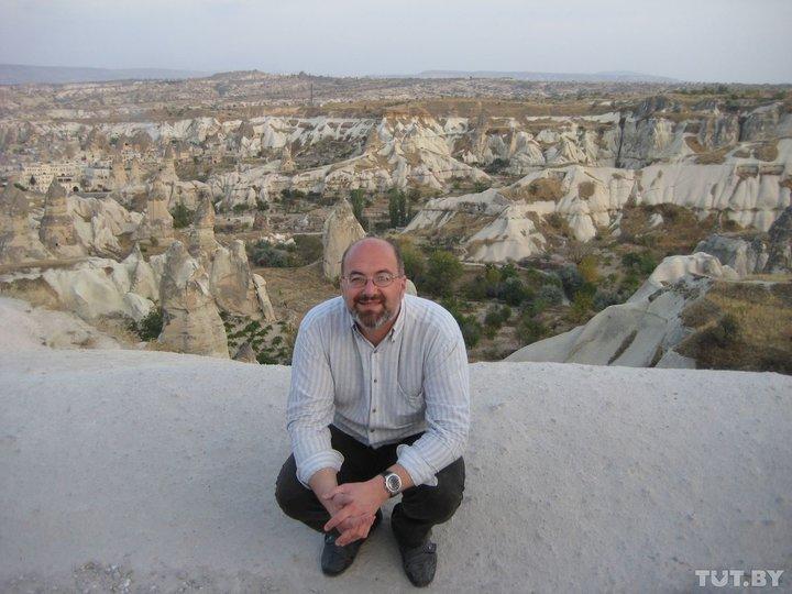 Турция. Как Юрий Зиссер жил среди скал и летал на воздушном шаре