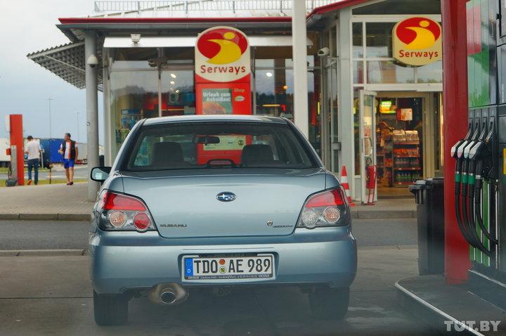 На машине по Германии: занимаем правый ряд на трассе и не забываем помыть авто