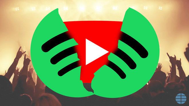 Сервис Youtube Music, который должен положить конец гегемонии Spotify, официально запущен в Испании