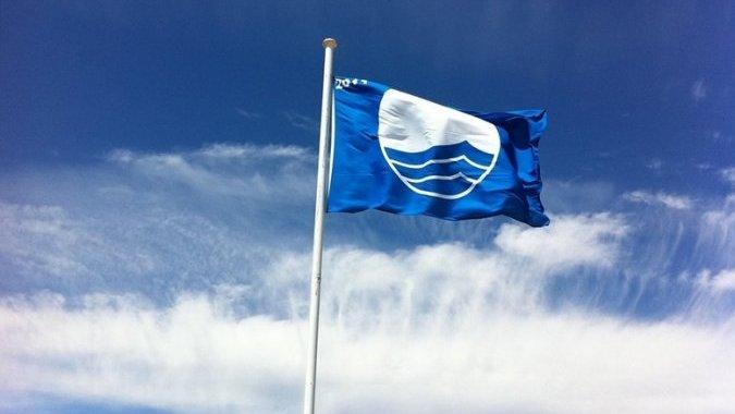 Все румынские пляжи получили четыре голубых флага, а киевские — уже семь