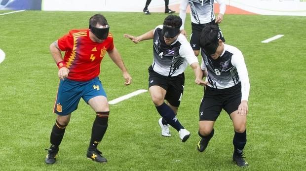 В Мадриде стартовал чемпионат мира по мини-футболу среди слепых