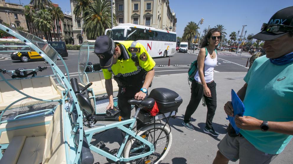 Городской совет Барселоны решил «пометить» велосипеды QR-кодами