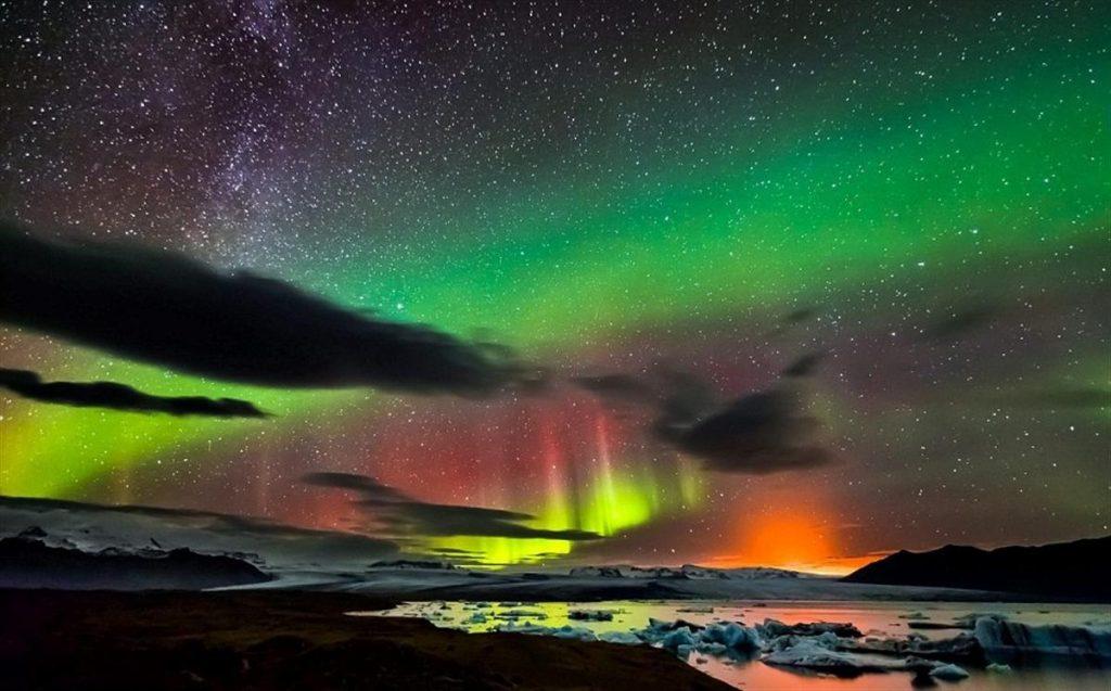 Исландия взяла первое место по числу снимков туристов в Инстаграмм
