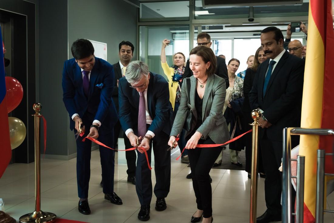 BLS International открыла новый визовый центр Испании в Москве