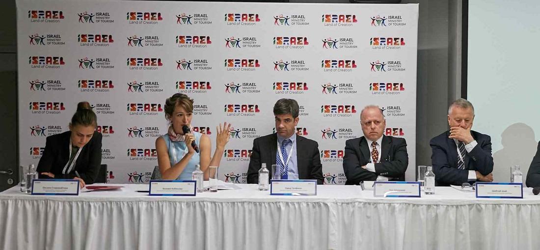 Министерство туризма Израиля: российский турпоток показал 6% роста