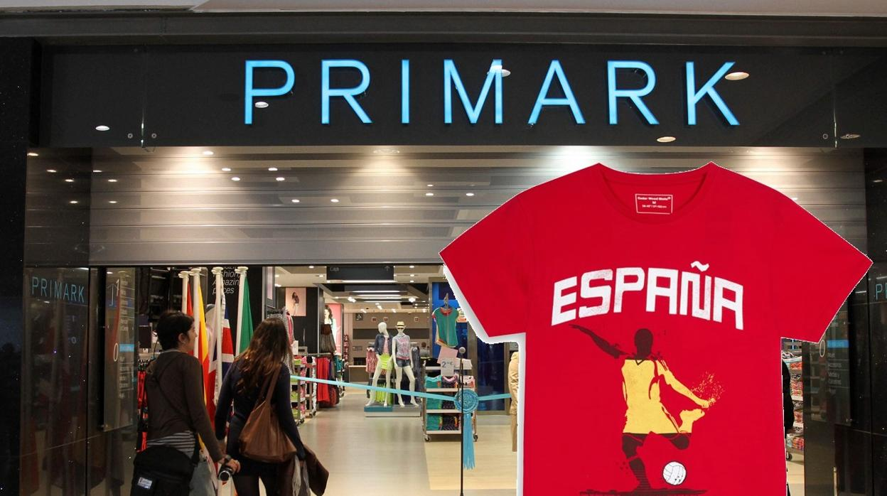 Компания Primark возобновляет продажу футболок с испанской символикой в Каталонии