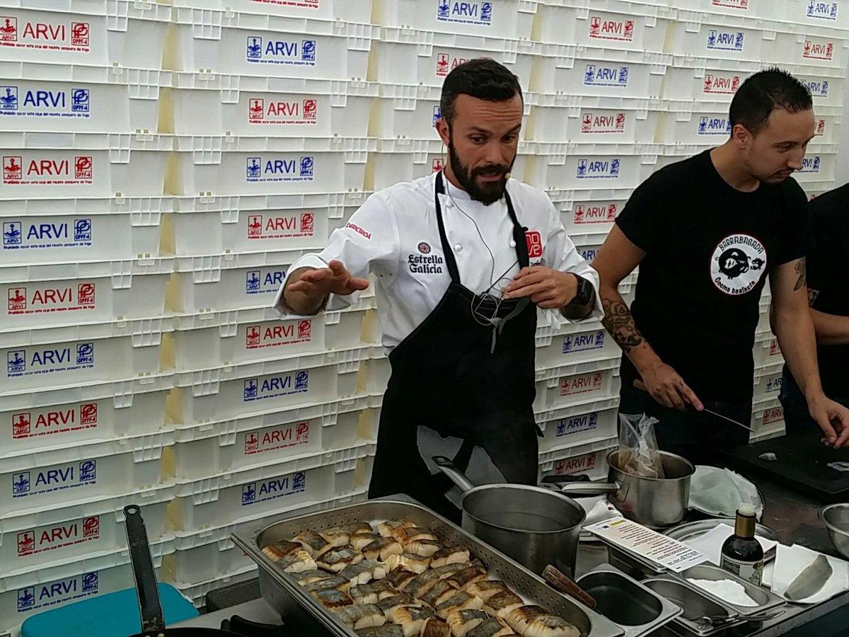 В Виго пройдет второй гастрономический фестиваль блюд из рыбы и морепродуктов
