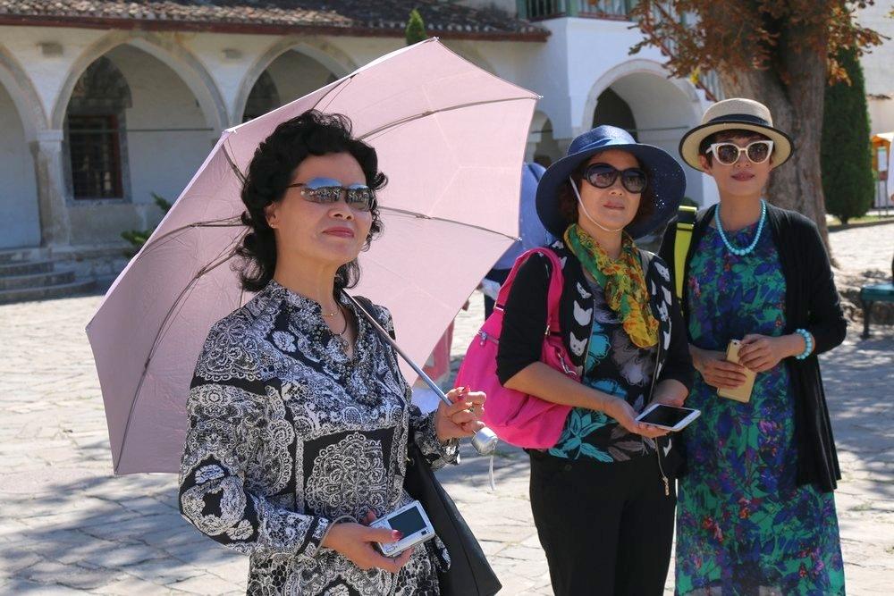 Теперь от китайских туристов пострадает Крым