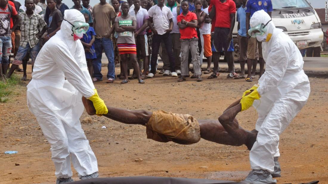 Роспотребнадзор предупредил туристов об Эболе в Конго