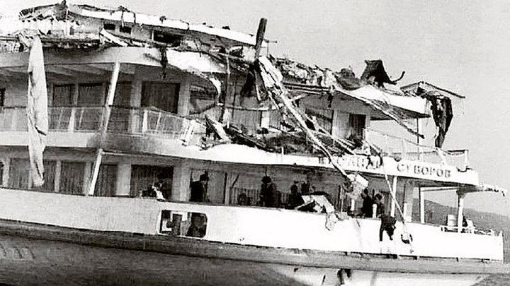 Смертельный круиз: 35 лет назад в Ульяновске теплоход врезался в мост, погибли более 170 человек