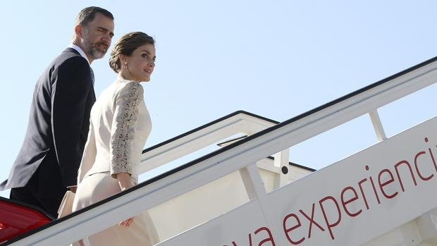 Новый министр иностранных дел сопроводит испанских монархов во время официального визита в США