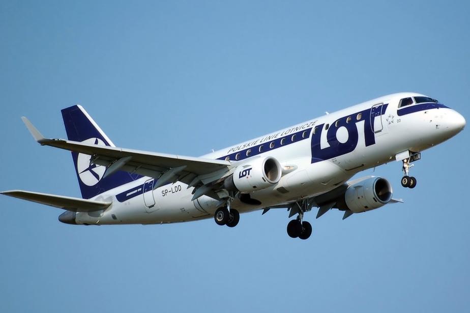 Польский авиаперевозчик открыл рейсы в Домодедово