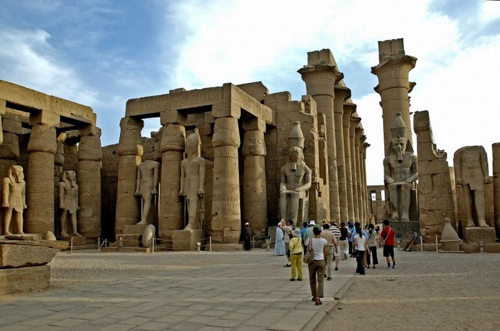 Египет: въездной турпоток вырос на 35% и без русских туристов