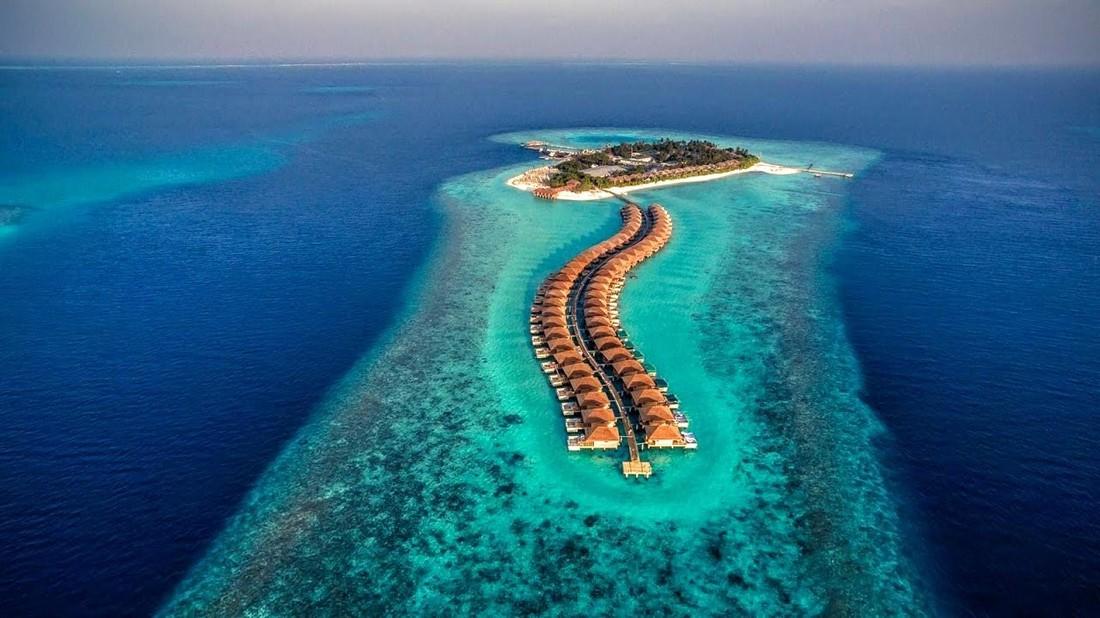 Российские туристы показали 20% прироста на Мальдивах