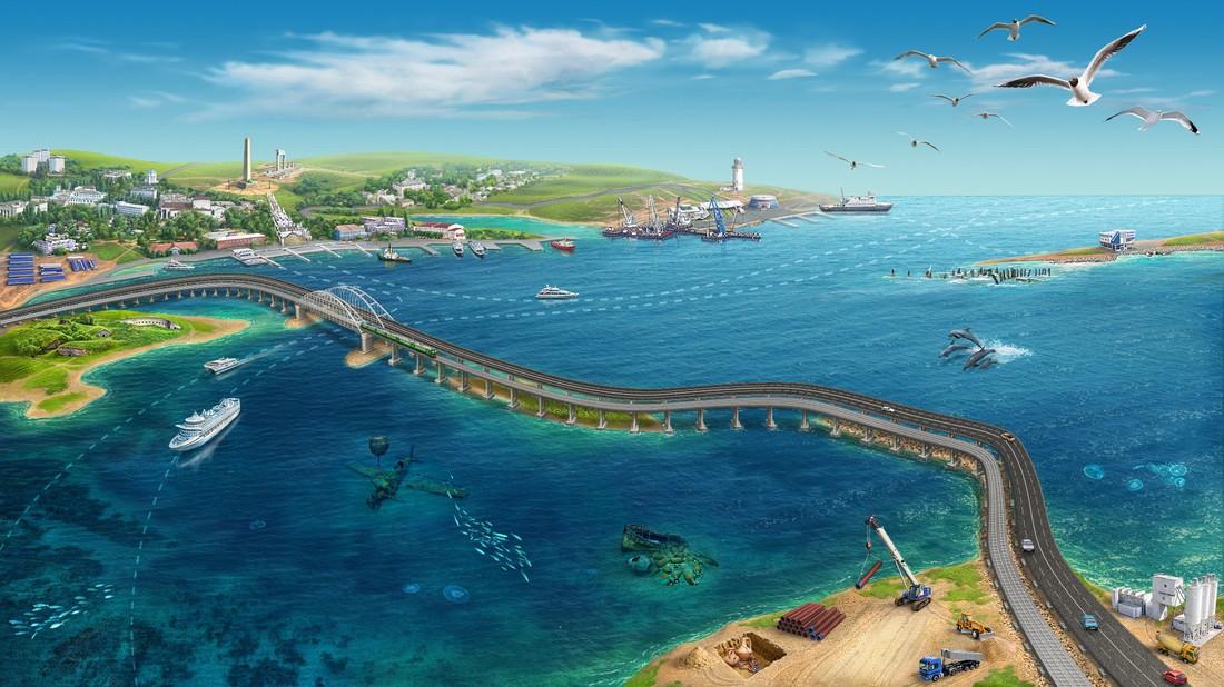 Путин: проезд по Крымскому мосту для туристов останется бесплатным