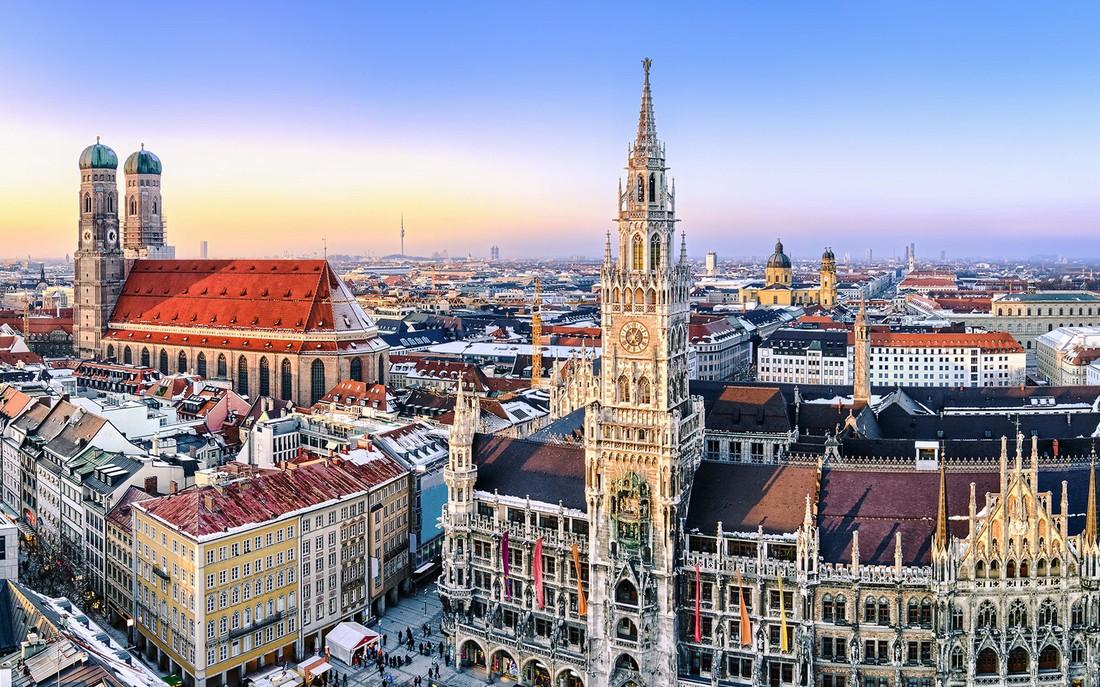 Бавария: туристы в отелях региона потратили в 2017 году €31 млрд