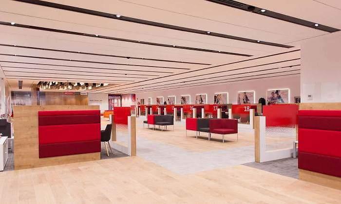 Santander достиг соглашения по поводу вечерней работы сотрудников почти со всеми профсоюзами