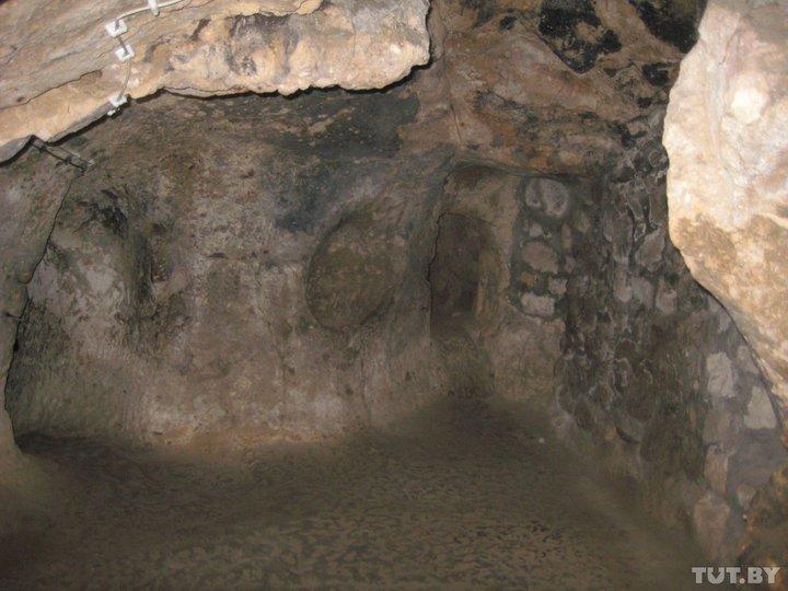 Так выглядит изнутри пещерный город Деринкую. Фото: Юрий Зиссер, TUT.BY