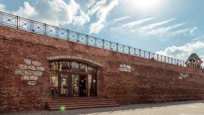 Найдены ворота Станиславовской крепости