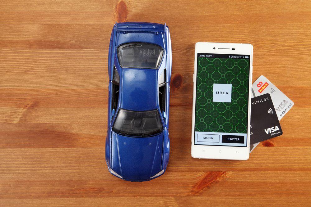 Такси или Uber и Cabify: что дешевле?
